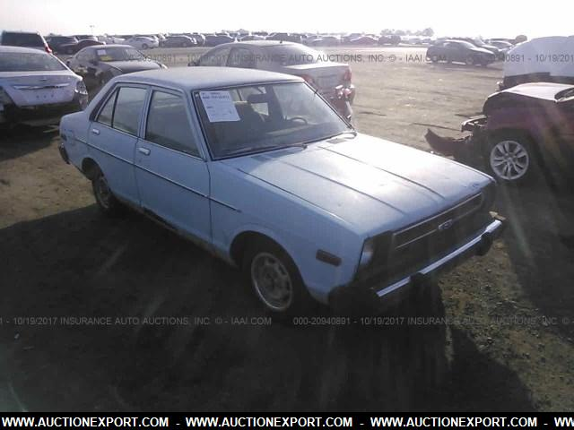 Used 1980 Datsun 210 Car For Sale At Auctionexport