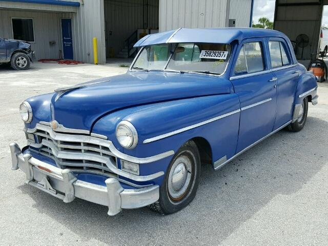 Used 1949 Chrysler Airflow Car For Sale At Auctionexport