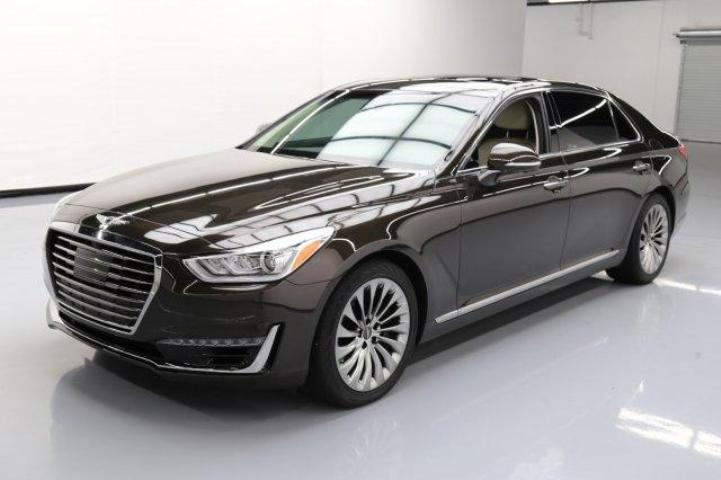 used 2017 genesis g90 car for sale at auctionexport. Black Bedroom Furniture Sets. Home Design Ideas
