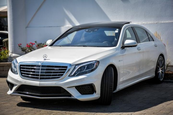 Used 2014 Mercedes Benz S Class Car For Sale At Auctionexport