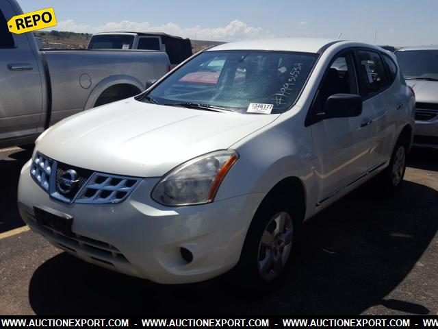 used 2013 nissan rogue s sv car for sale at auctionexport. Black Bedroom Furniture Sets. Home Design Ideas