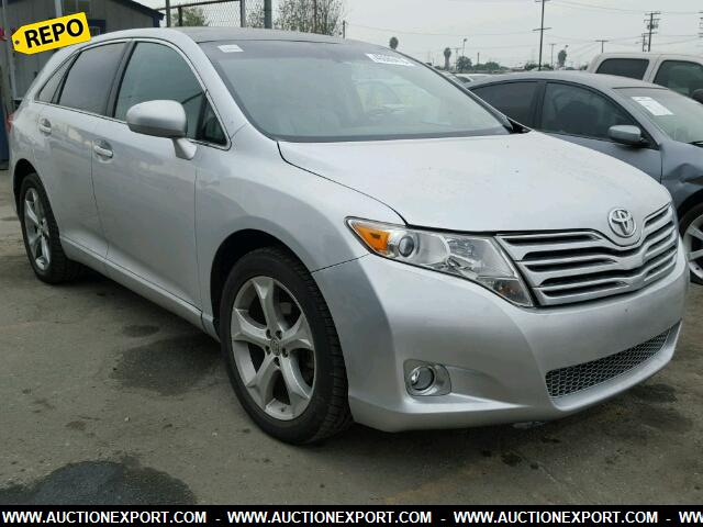 Repossessed Cars For Sale: Used 2009 TOYOTA VENZA (REPO) Car For Sale At AuctionExport