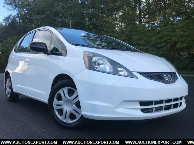 Repossessed Cars For Sale: Used 2010 Honda FIT (REPO) Car For Sale At AuctionExport