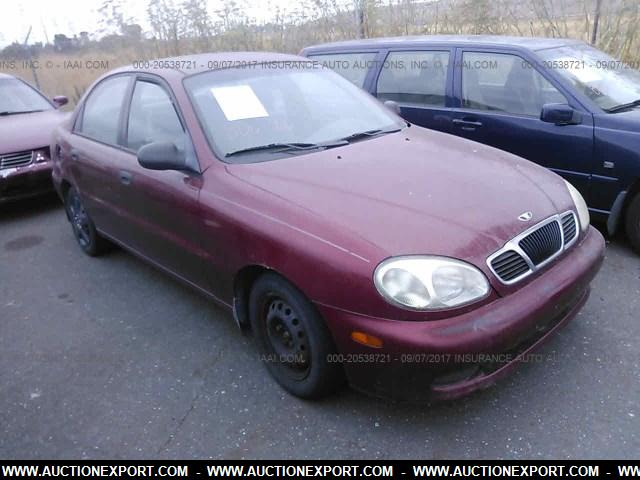 Daewoo Lanos Cars For Sale