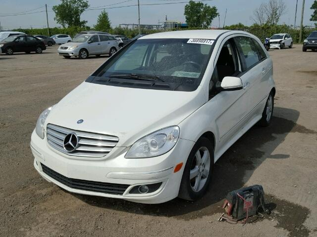 Used 2008 mercedes benz b200 car for sale at auctionexport for Used cars for sale mercedes benz