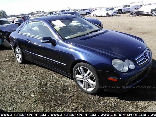 Used 2008 mercedes benz clk 350 car for sale at auctionexport for 2008 mercedes benz clk 350