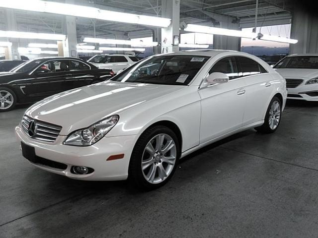used 2008 mercedes benz cls550 car for sale at auctionexport