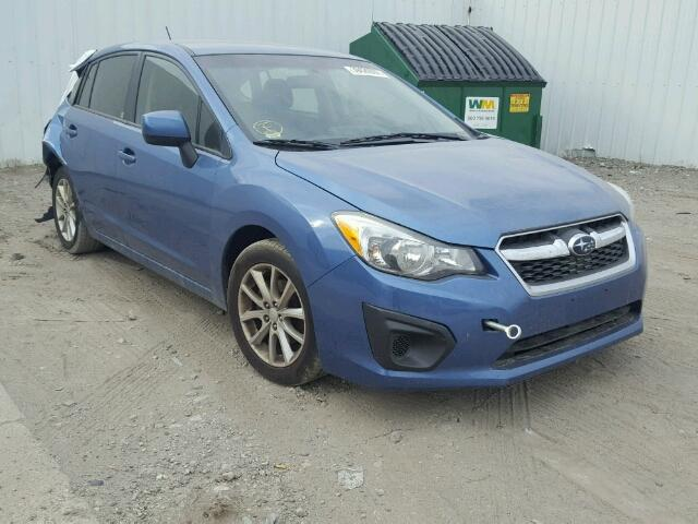 used 2014 subaru impreza car for sale at auctionexport. Black Bedroom Furniture Sets. Home Design Ideas