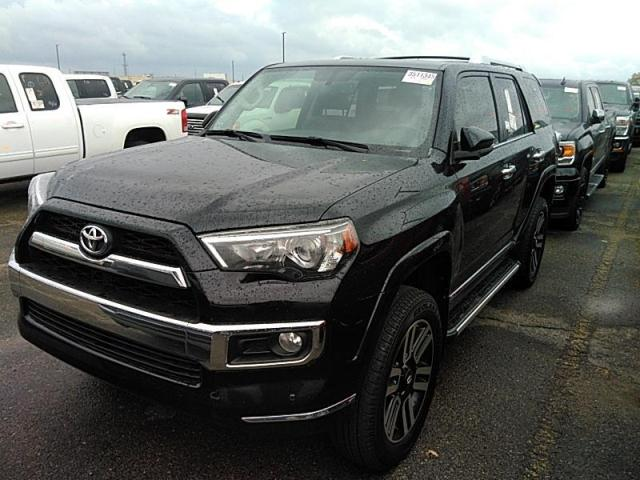 2014 4runner For Sale >> Used 2014 Toyota 4runner Sr5 Car For Sale At Auctionexport