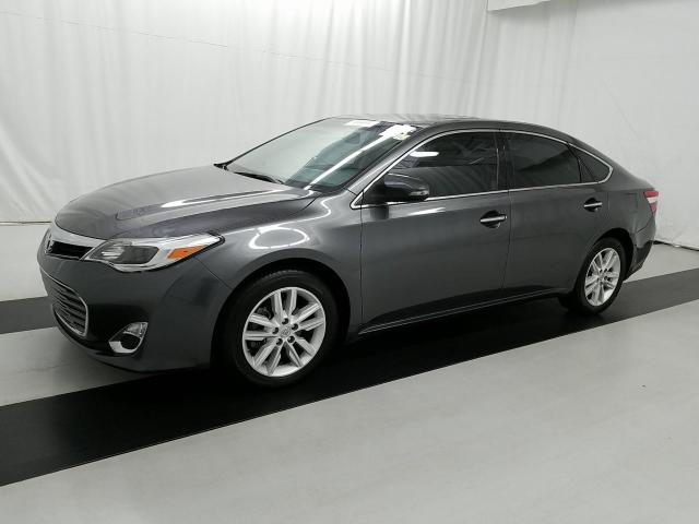 used 2014 toyota avalon car for sale at auctionexport. Black Bedroom Furniture Sets. Home Design Ideas