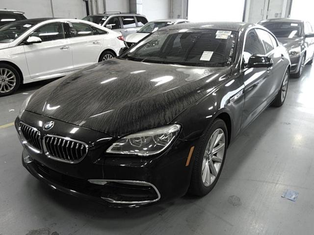 used 2016 bmw 6 series car for sale at auctionexport. Black Bedroom Furniture Sets. Home Design Ideas