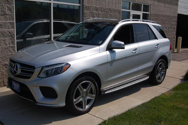 used 2016 mercedes benz gle car for sale at auctionexport. Black Bedroom Furniture Sets. Home Design Ideas