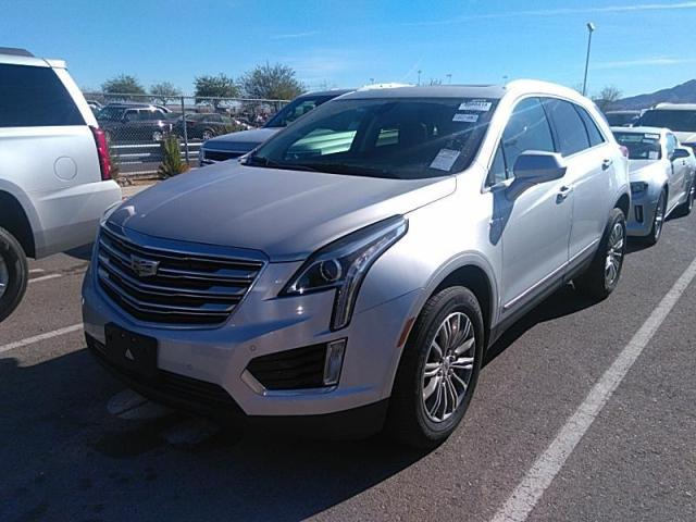 used 2017 cadillac xt5 luxury car for sale at auctionexport. Black Bedroom Furniture Sets. Home Design Ideas