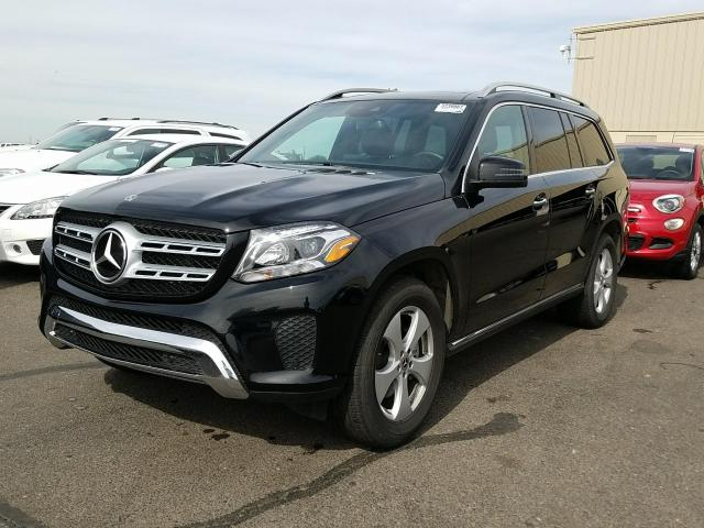 Used 2018 mercedes benz gls car for sale at auctionexport for Used mercedes benz cars for sale