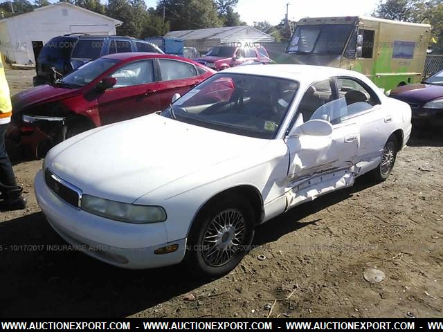 Damaged Salvage Accidental Mazda 929 Car For Sale