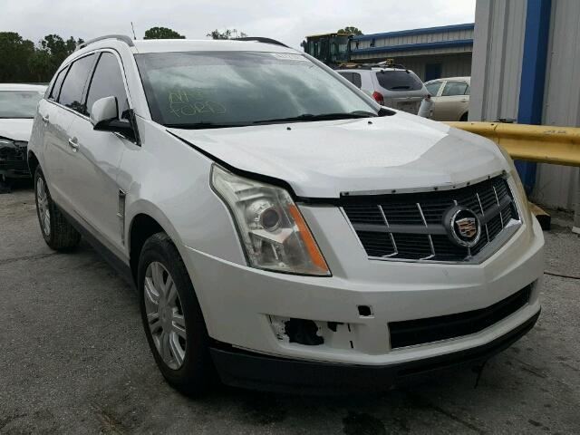 damaged salvage accidental cadillac srx car for sale. Black Bedroom Furniture Sets. Home Design Ideas