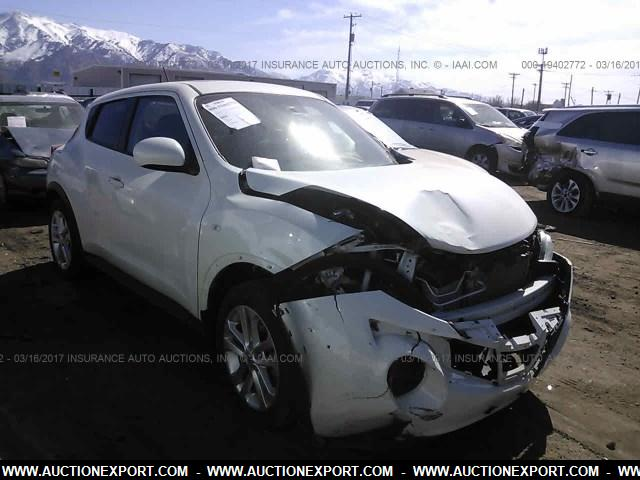 Damaged/Salvage/Accidental NISSAN JUKE S Car For Sale