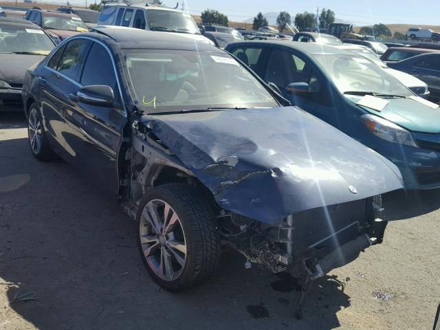 Damaged salvage accidental mercedes benz c car for sale for Salvage mercedes benz for sale ebay