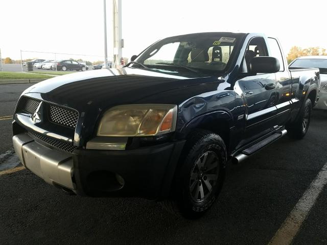 used 2006 mitsubishi raider durocross car for sale at. Black Bedroom Furniture Sets. Home Design Ideas
