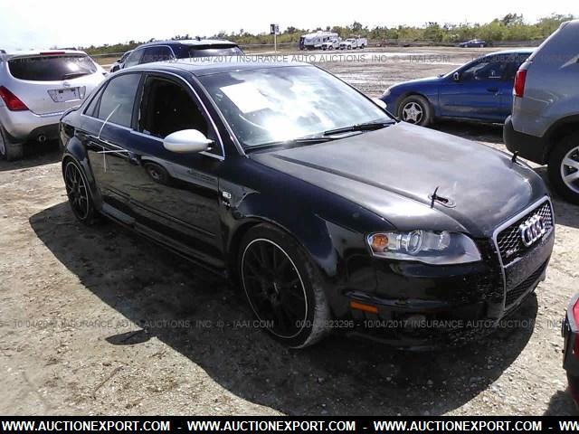 DamagedSalvagedAccidental AUDI RS Car For Sale - Audi rs4 for sale