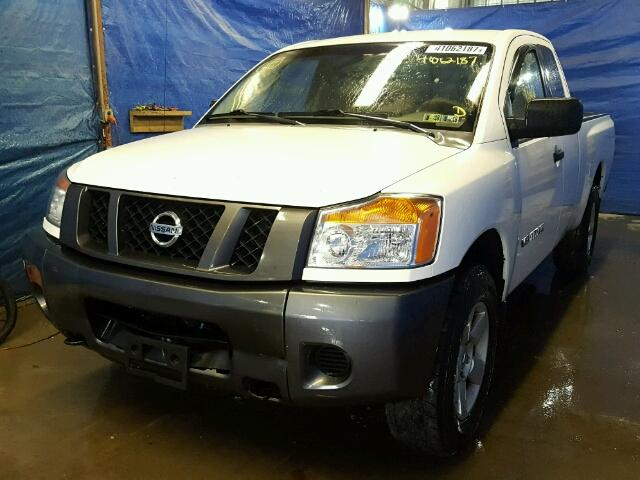 used 2008 nissan titan car for sale at auctionexport. Black Bedroom Furniture Sets. Home Design Ideas