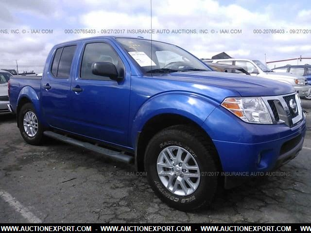used 2014 nissan frontier car for sale at auctionexport. Black Bedroom Furniture Sets. Home Design Ideas