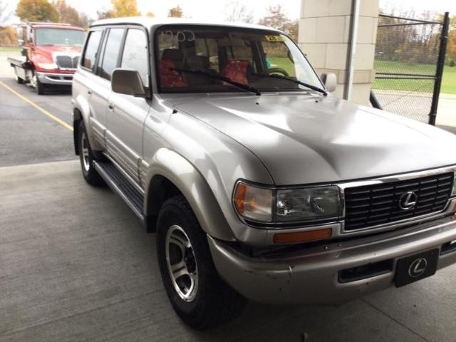 Used 1997 Lexus Lx450 Car For Sale At AuctionExport