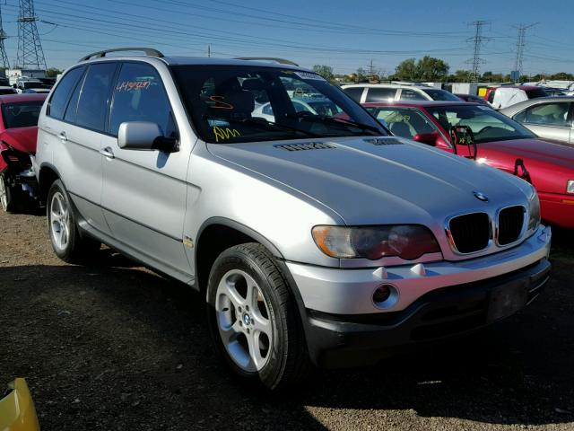 used 2001 bmw x5 car for sale at auctionexport. Black Bedroom Furniture Sets. Home Design Ideas