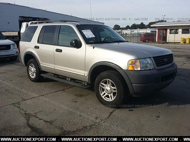 used 2003 ford explorer car for sale at auctionexport
