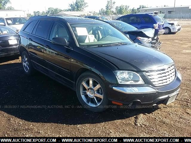 used 2006 chrysler pacifica limited car for sale at auctionexport. Black Bedroom Furniture Sets. Home Design Ideas