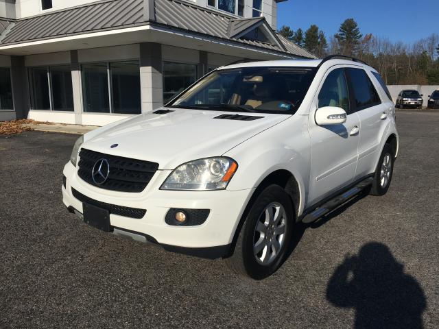Used 2006 mercedes benz ml 350 car for sale at auctionexport for Used mercedes benz ml for sale