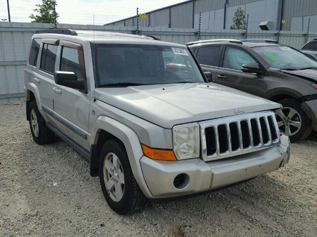 used 2007 jeep commander car for sale at auctionexport. Black Bedroom Furniture Sets. Home Design Ideas