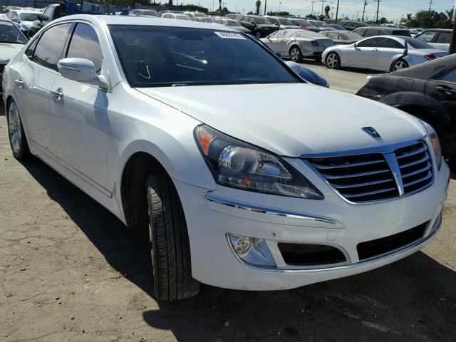 Used 2013 Hyundai Equus Car For Sale At Auctionexport