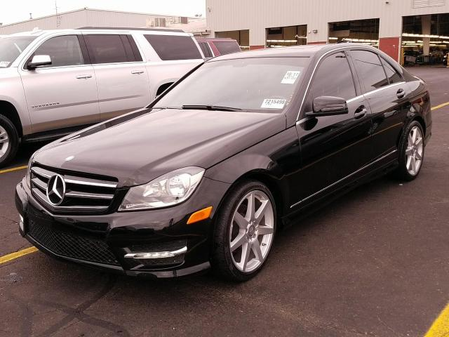 Used 2014 mercedes benz c class c250 car for sale at for Mercedes benz c class used cars for sale