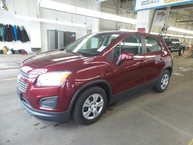 used 2016 chevrolet trax mpv car for sale at auctionexport. Black Bedroom Furniture Sets. Home Design Ideas