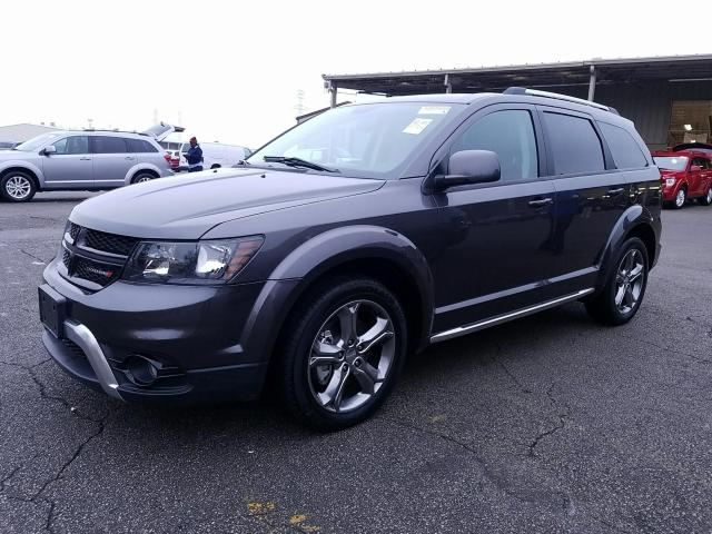 used 2017 dodge journey crossroad car for sale at auctionexport. Black Bedroom Furniture Sets. Home Design Ideas