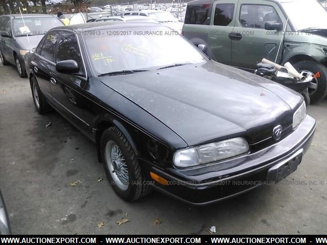 Used 1992 Infiniti Q45 Car For Sale At Auctionexport