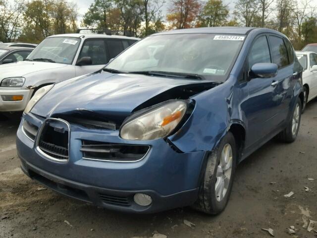 Damagedsalvageaccidental Subaru Tribeca Car For Sale