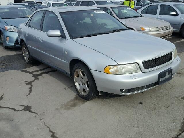 Used 2000 AUDI A4 2.8 QUA Car For Sale At AuctionExport