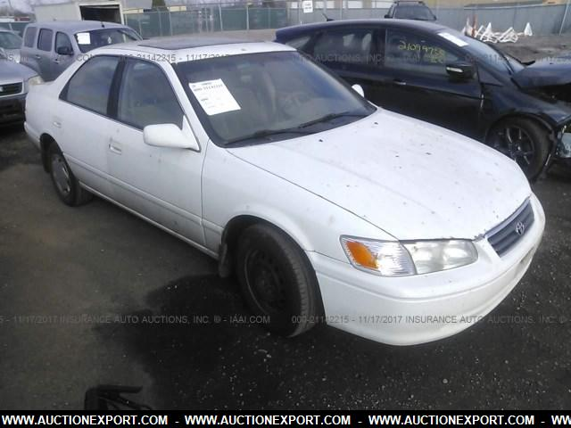 used 2000 toyota camry ce le xle car for sale at auctionexport export car
