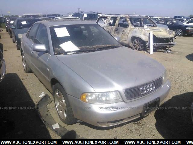used 2001 audi a4 2.8 quattro car for sale at auctionexport