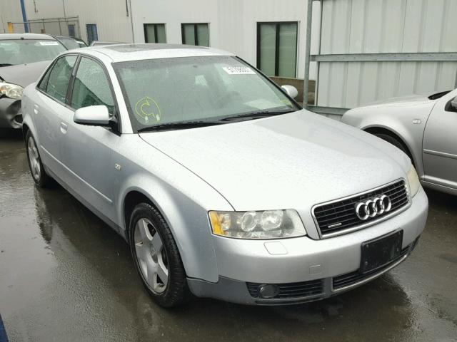 Used 2003 AUDI A4 1.8T QU Car For Sale At AuctionExport