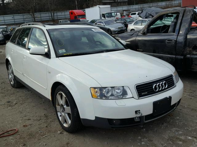 Used 2004 AUDI A4 1.8T AV Car For Sale At AuctionExport