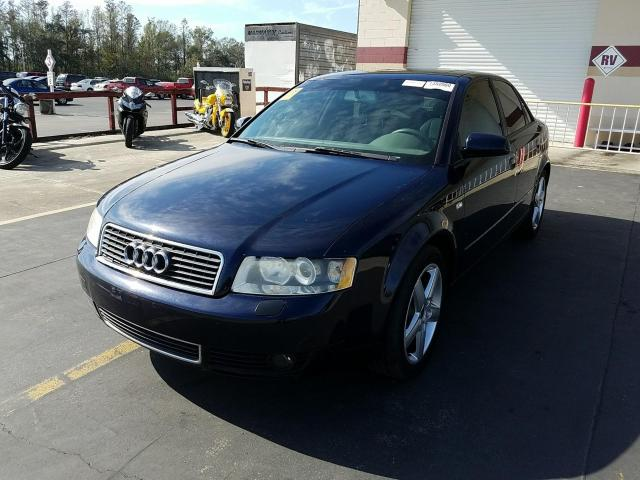 used 2005 audi a4 1 8t with multitronic car for sale at auctionexport. Black Bedroom Furniture Sets. Home Design Ideas