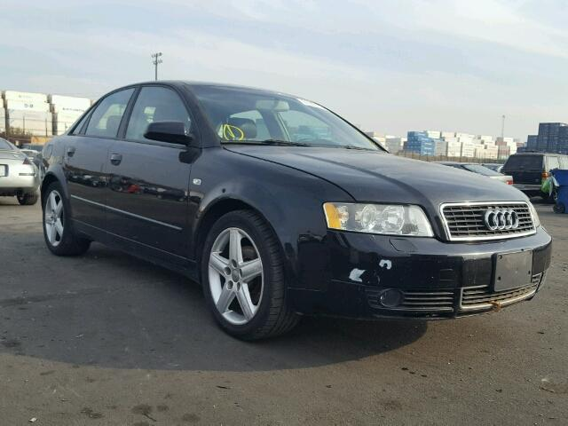 used 2005 audi a4 1 8t car for sale at auctionexport. Black Bedroom Furniture Sets. Home Design Ideas