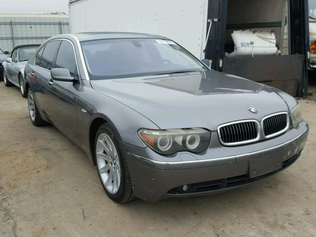 Used BMW LI Car For Sale At AuctionExport - 2009 bmw 745