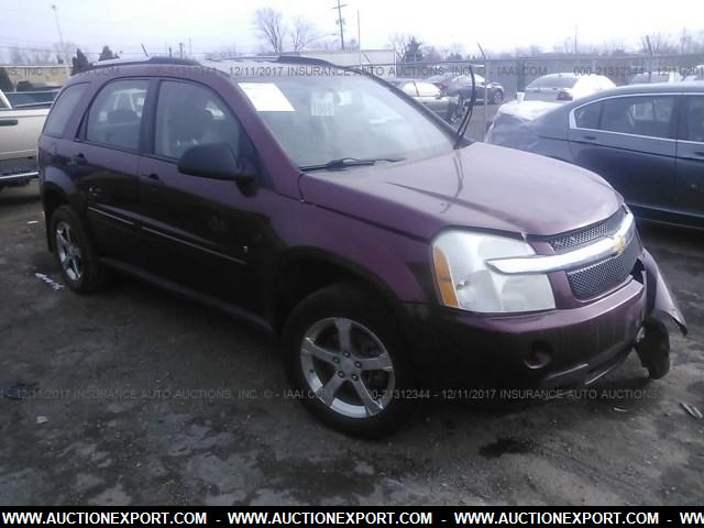 used 2007 chevrolet equinox ls car for sale at auctionexport. Black Bedroom Furniture Sets. Home Design Ideas