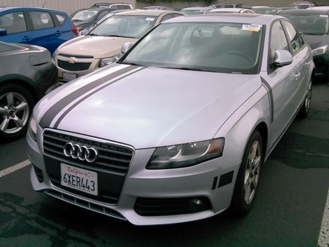 Used 2009 Audi A4 2 0t Premium Plus Car For Sale At Auctionexport