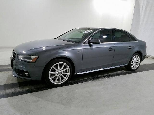 Used 2014 AUDI A4 2.0 T PREMIUM Car For Sale At AuctionExport