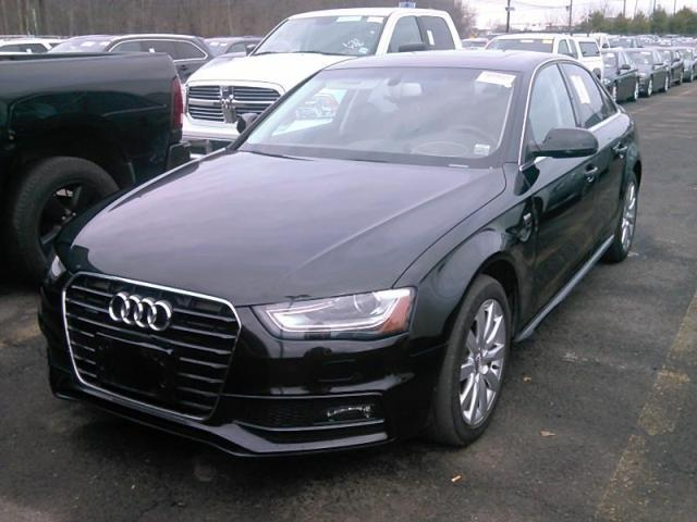 used 2015 audi a4 2 0t quattro premium car for sale at auctionexport. Black Bedroom Furniture Sets. Home Design Ideas